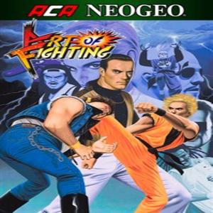 Aca Neogeo Art Of Fighting