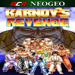 Aca Neogeo Karnovs Revenge
