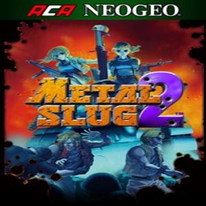 Aca Neogeo Metal Slug 2