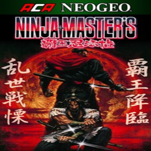 Aca Neogeo Ninja Masters Xbox Series Price Comparison