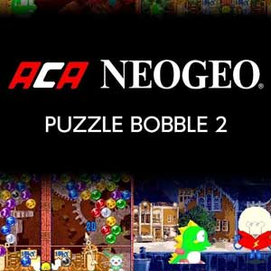 ACA NEOGEO PUZZLE BOBBLE 2 Digital Download Price Comparison