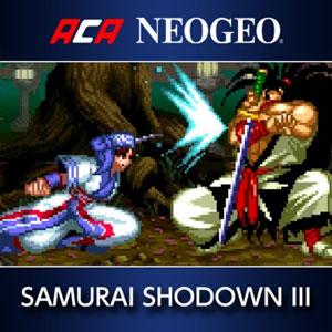 ACA NEOGEO SAMURAI SHODOWN 3