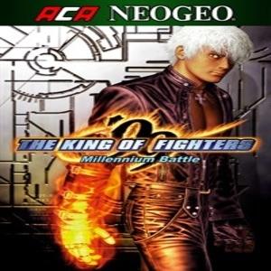 Aca Neogeo The King of Fighters 99