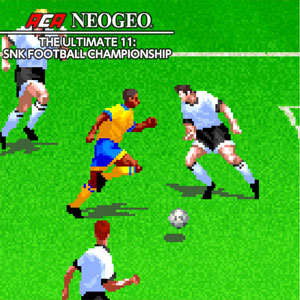 ACA NEOGEO THE ULTIMATE 11 SNK FOOTBALL CHAMPIONSHIP
