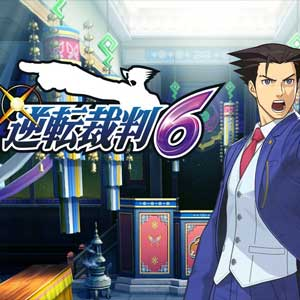 Buy Ace Attorney 6 3DS Download Code Compare Prices