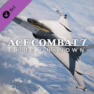 ACE COMBAT 7 SKIES UNKNOWN F-16XL Set