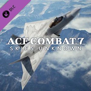 ACE COMBAT 7 SKIES UNKNOWN FB-22 Strike Raptor Set