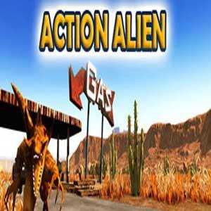 Action Alien Digital Download Price Comparison