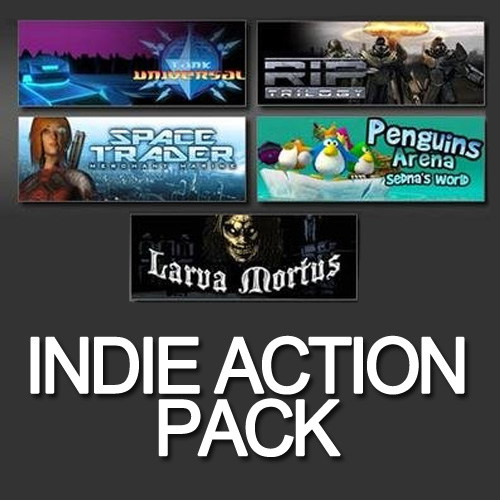 Action Indie Pack Digital Download Price Comparison