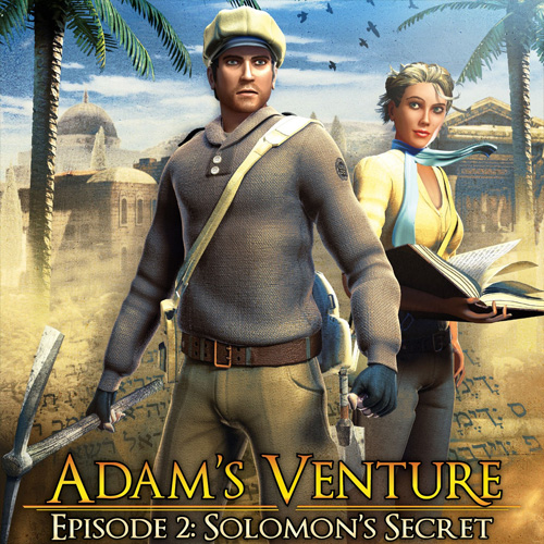 Adams Venture Episode 2 Solomons Secret Digital Download Price Comparison