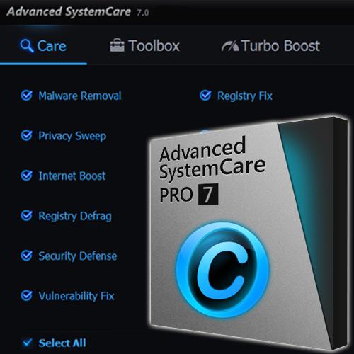 Advanced Systemcare 7 Pro Digital Download Price Comparison