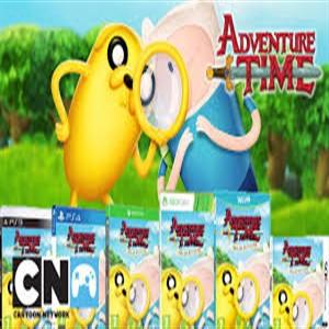 Cheap Adventure Time Finn and Jake Investigations Xbox 360 Digital & Box Price Comparison