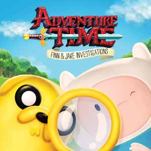 Adventure Time Finn and Jake Investigations Ps4 Code Price Comparison