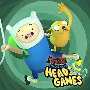 Adventure Time Magic Mans Head Games Digital Download Price Comparison