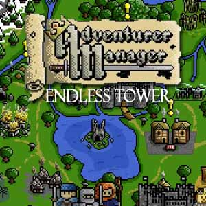 Adventurer Manager Endless Tower
