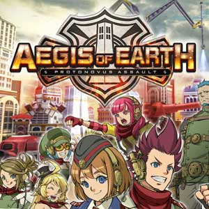 Aegis of Earth Protonovus Assault PS4 Code Price Comparison