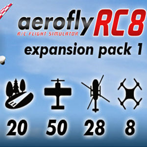 aerofly RC 8 Expansion Pack 1