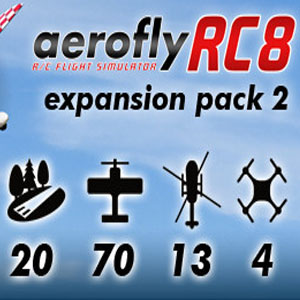 aerofly RC 8 Expansion Pack 2