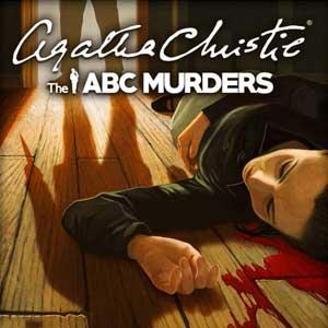 Agatha Christie The ABC Murders PS4 Code Price Comparison