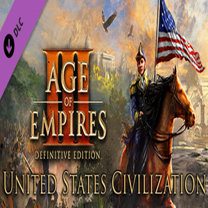 Age of Empires 3 Definitive Edition United States Civilization Digital Download Price Comparison
