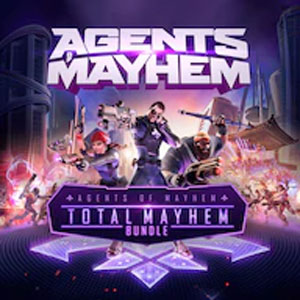 Agents of Mayhem Total Mayhem Bundle