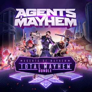 Agents of Mayhem Total Mayhem Bundle
