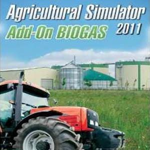 Agricultural Simulator 2011 Add-On Biogas Digital Download Price Comparison