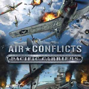 Air Conflicts Pacific Carriers XBox 360 Code Price Comparison