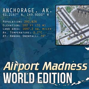Airport Madness World Edition Digital Download Price Comparison