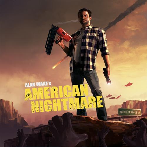 Alan Wakes American Nightmare Xbox 360 Code Price Comparison