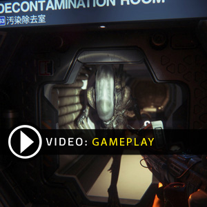 Alien Isolation Xbox One Gameplay Video