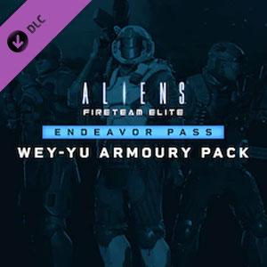 Aliens Fireteam Elite Wey-Yu Armoury Ps4 Price Comparison