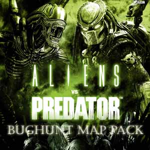 Aliens vs Predator Bughunt Map Pack Digital Download Price Comparison