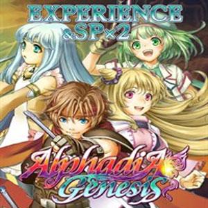 Alphadia Genesis Experience & SP x2