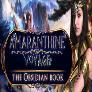 Amaranthine Voyage The Obsidian Book