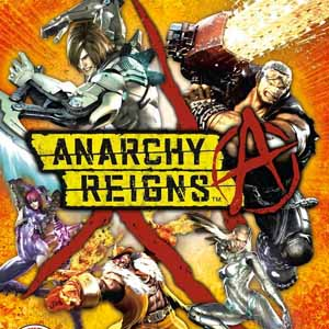 Anarchy Reigns Xbox 360 Code Price Comparison