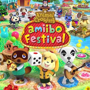 Buy Animal Crossing amiibo Festival Wii U Download Code Compare Prices