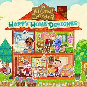 Buy Animal Crossing Happy Home Designer Nintendo 3DS Download Code Compare Prices