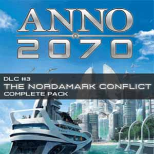 ANNO 2070 The Nordamak Conflict Complete Pack Digital Download Price Comparison