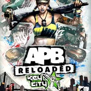 APB Reloaded Key to the City Pack