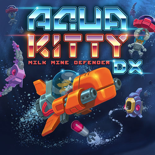 Aqua Kitty Milk Mine Defender DX Ps4 Code Price Comparison