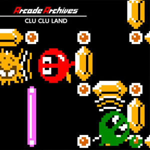 Arcade Archives CLU CLU LAND