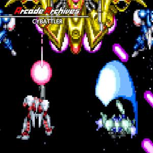 Arcade Archives CYBATTLER