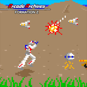 Arcade Archives FORMATION Z