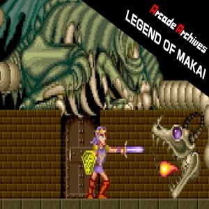 Arcade Archives LEGEND OF MAKAI
