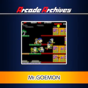 Arcade Archives MrGOEMON