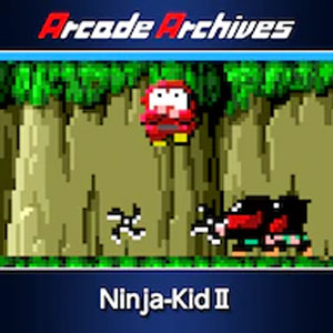 Arcade Archives Ninja-Kid 2