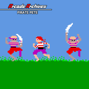 Arcade Archives PIRATE PETE