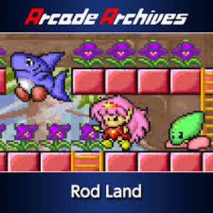 Arcade Archives Rod Land