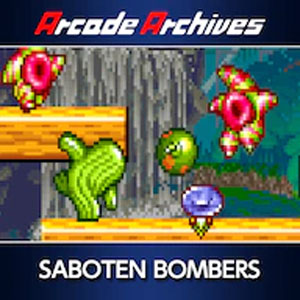 Arcade Archives SABOTEN BOMBERS
